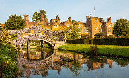 Great Fosters offers a sense of old-world luxury in Egham