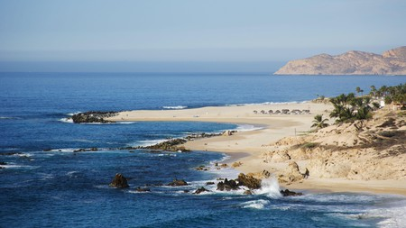 Enjoy the coastal scenery with a visit to San José del Cabo, on the southern tip of Mexico's Baja California