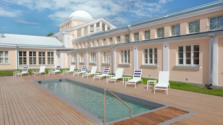 Hedon Spa and Hotel offers an exceptional array of pampering options