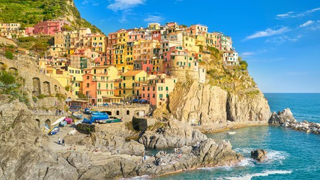 Manarola is one of the loveliest villages in Cinque Terre