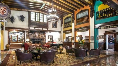 Hotel Alex Johnson makes a convenient base for Badlands National Park in South Dakota
