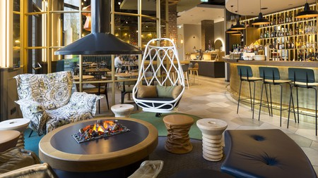 Hotel Indigo is a boutique stay in the cultural hub of Dresden, Germany