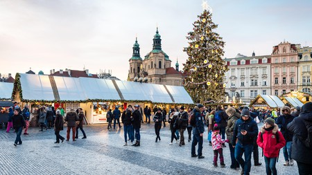 Prague's Christmas Markets are some of the best in Europe