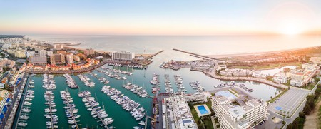 Catch a stunning sunset on a trip to Vilamoura