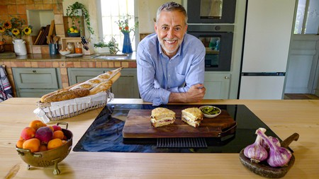 If there's a man who knows a thing or two about French food, it's chef Michel Roux Jr
