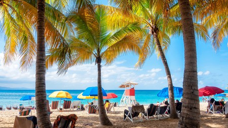Find sun, sand and amazing places to eat in Montego Bay