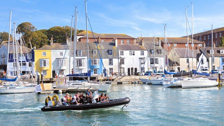 Weymouth is one of Dorset's most beloved seaside towns