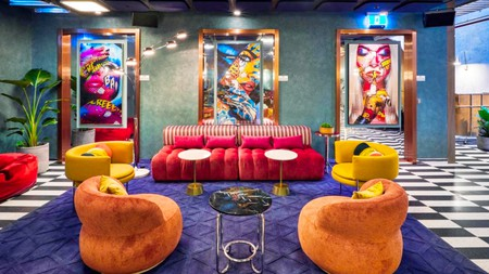 If you love design, a stay at the Ovolo South Yarra in Richmond, Melbourne, is for you