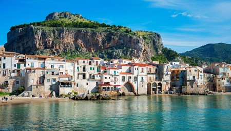 With a picturesque Old Town and seafront setting, Cefalù is worth adding to your Sicilian holiday itinerary