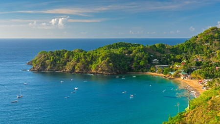 For chilled-out island vibes, head to Castara Bay on Tobago