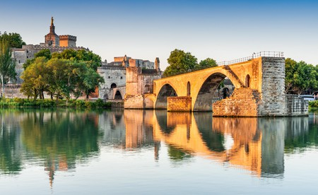 Find somewhere to rest your head after taking in the sights – including Avignon Bridge and Palace of the Popes