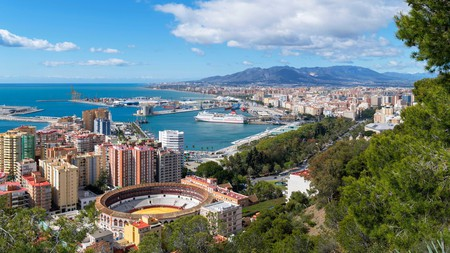 Explore historic sites and the stunning Andalucian scenery during your visit to Málaga