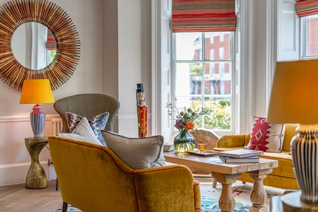 Richmond Harbour Hotel & Spa is ideal for a luxury stay in Southwest London