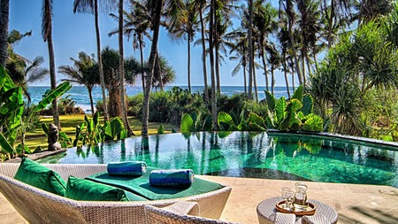 Relax in style by booking your own private villa in Canggu