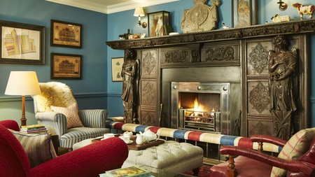 Relax in your cosy hotel room after a busy day at the races