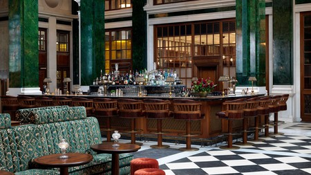 The Ned offers up classical English refinement a stone's throw from the Shard