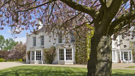 The Tickton Grange feels like a luxurious home from home