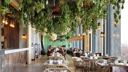Treehouse Hotel exemplifies the eco-friendly delights of modern London