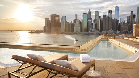 Catch a unique view of the NYC skyline from one of these spectacular rooftops