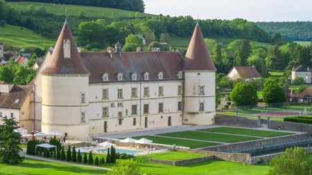 Feel like royalty by checking into one of these superb properties in Burgundy