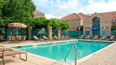Hyatt House is perfect for extended stays, with all the amenities and facilities, including a pool, you could want