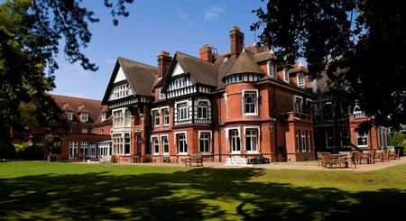 Woodlands Park Hotel dates back to the late 19th century