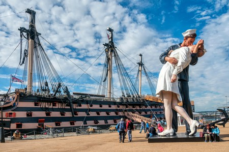 You'll want to stay close to the HMS Victory to make the most of your trip to Portsmouth