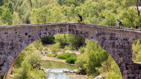 Explore France by bike and discover the most breathtaking views, from mountainous trails to coastal paths