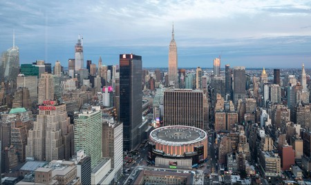 Madison Square Garden is a world-famous entertainment hub right in Manhattan