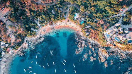 Puerto Escondido is a laid-back Mexican beach getaway
