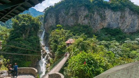 It's no secret that Ecuador has some of the best waterfalls in the world – see them all with TRIPS by Culture Trip
