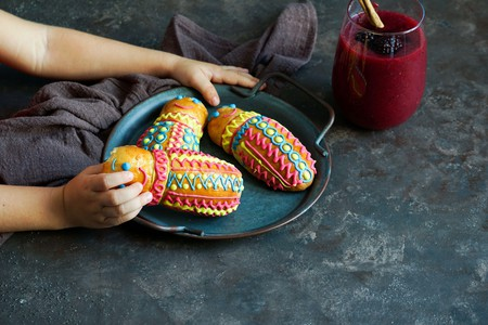 Ecuador has had a love affair with food dating back as far as the Incas – including these Guagas de Pan prepared for Day of the Dead celebrations