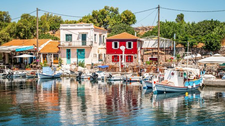 Visit the island of Lesbos for rich local culture, plenty of hiking routes and some truly stunning beaches