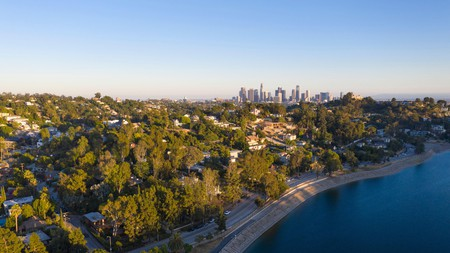 Base yourself at the Silver Lake Pool and Inn to explore hipster Silver Lake, from the Reservoir to friendly cocktail dens