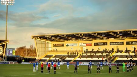 St Mirren Park is home to the St Mirren Football Club