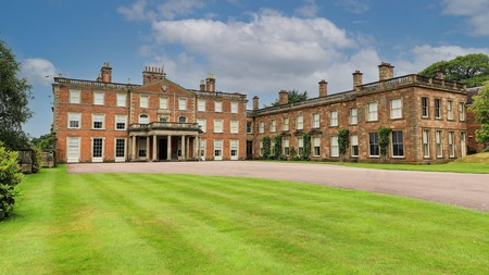 Weston Park is a classic English country home