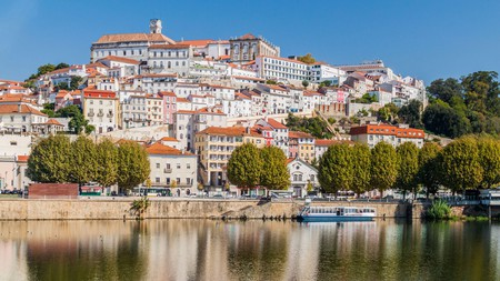 Step away from the crowds with a visit to the historical city of Coimbra