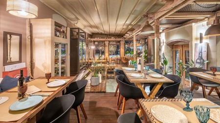 Parasties delivers big on both decor and flavour