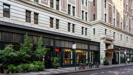 Ace Hotel in New York City puts you close to Penn Station