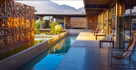 You'll find fine wine and fabulous design at Agua de Vid