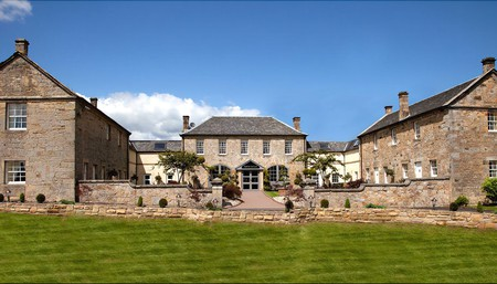 Airth Castle Hotel and Spa is an elegant retreat near the Falkirk Wheel