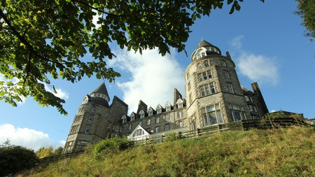 Atholl Palace Hotel is an alluring destination for a romantic Scottish break