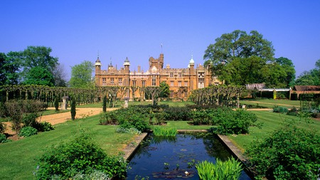 Knebworth House is an iconic English stately home