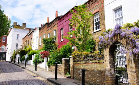 Discover Hampstead's pretty, colourful streets on your next trip to London