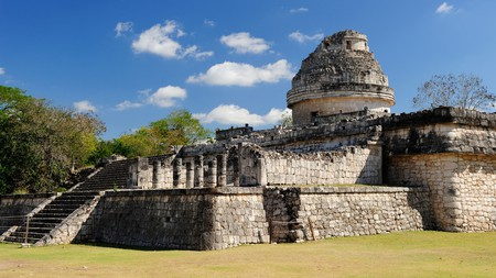 El Caracol, Chichen Itza's observatory, is a must-see for any visitor
