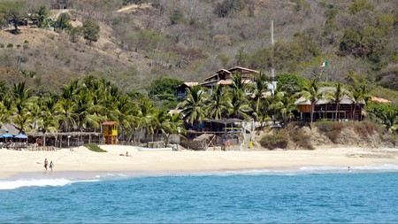 Sleepy Pacific beaches dot the coastline of Oaxaca, attracting visitors from across the world