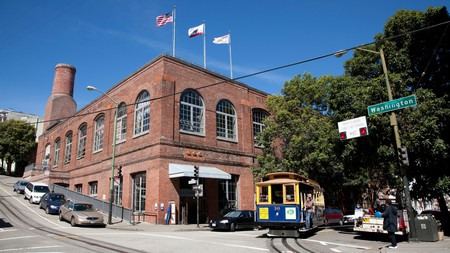 Learn more about San Francisco's iconic cable cars at the Cable Car Museum