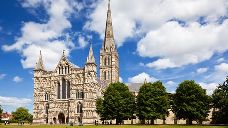 The gothic-style grandeur of Salisbury Cathedral, not to mention the chance to see the Magna Carta, makes it an unmissable part of your weekend