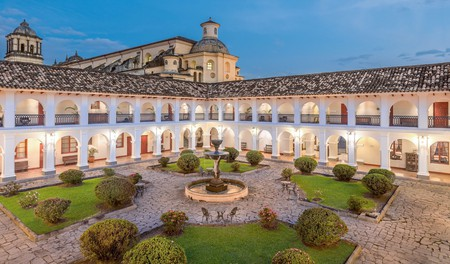 Hotel Dann Monasterio Popayán will put a spring in your step