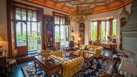 Château Rhianfa offers a luxurious stay